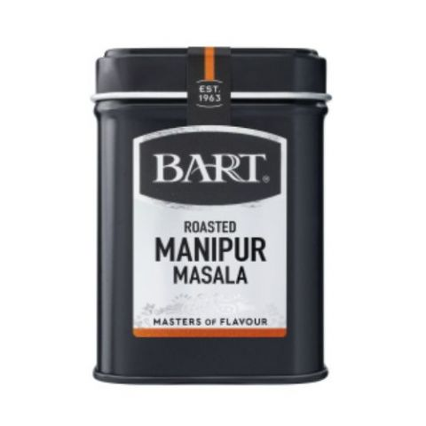 Roasted Manipur Masala Hot Curry Powder Spices Bart 45g (Eastern India Cooking)